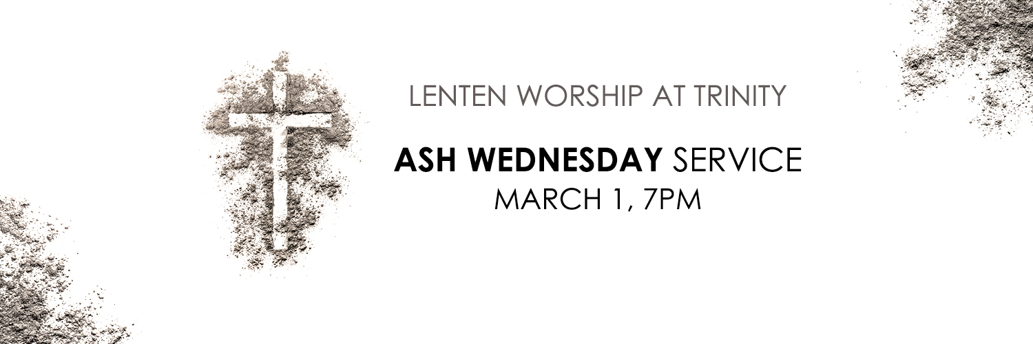ash wednesday banner2017