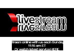 Watch Us on Livestream