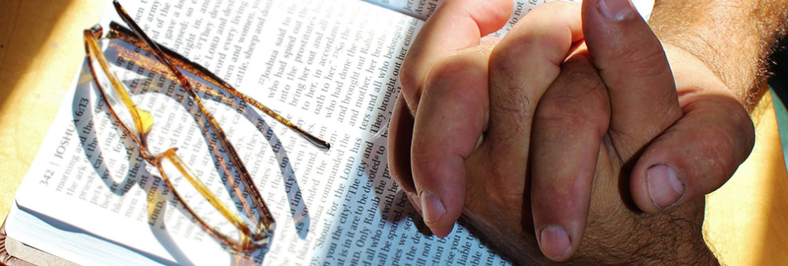 Healing Prayer Service on 10/22/15 – Trinity Baptist Church